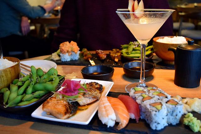 Lunch at Murakami, Covent Garden | www.rachelphipps.com @rachelphipps