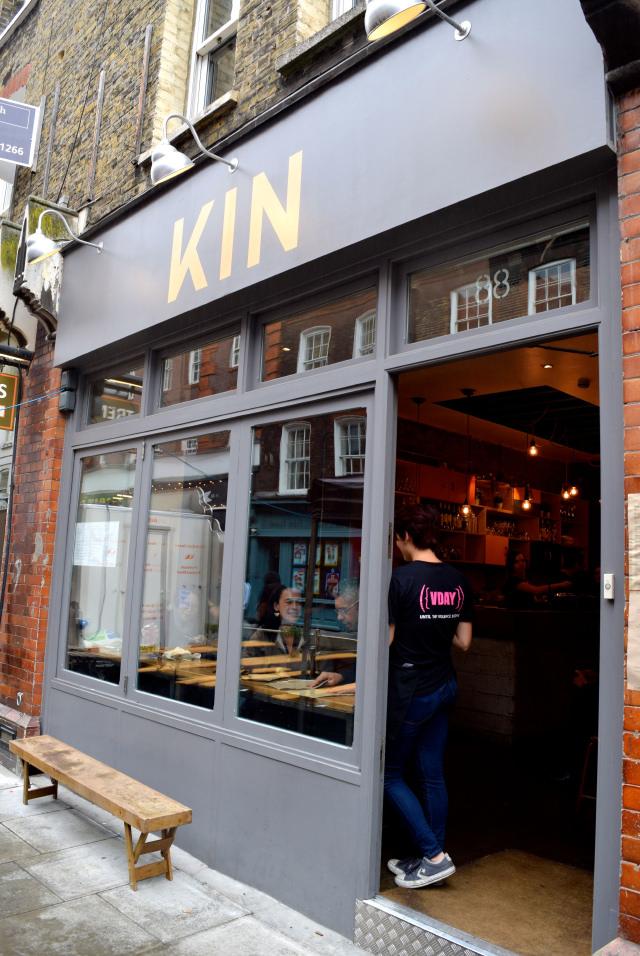 KIN, Clerkenwell | www.rachelphipps.com @rachelphipps
