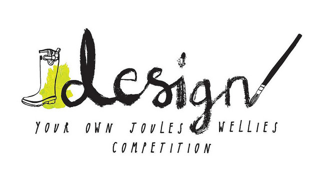 Joules Wellie Design Competition