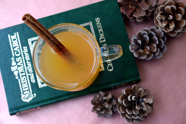 Hot Toddy Recipe | www.rachelphipps.com @rachelphipps