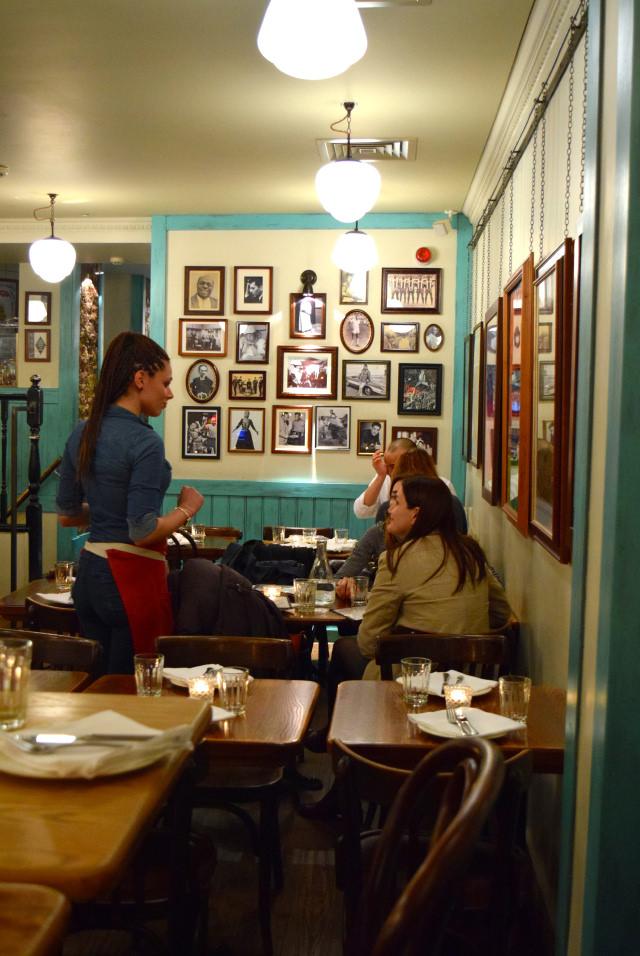 Dinner at Ceviche, Soho | www.rachelphipps.com @rachelphipps