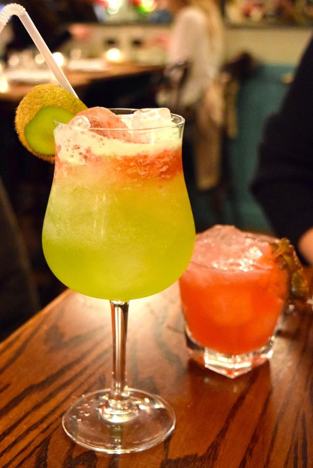 Non-Alcoholic Cocktails at Ceviche, Soho | www.rachelphipps.com @rachelphipps
