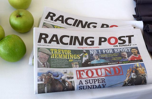 Racing Post at Ascot | www.rachelphipps.com @rachelphipps