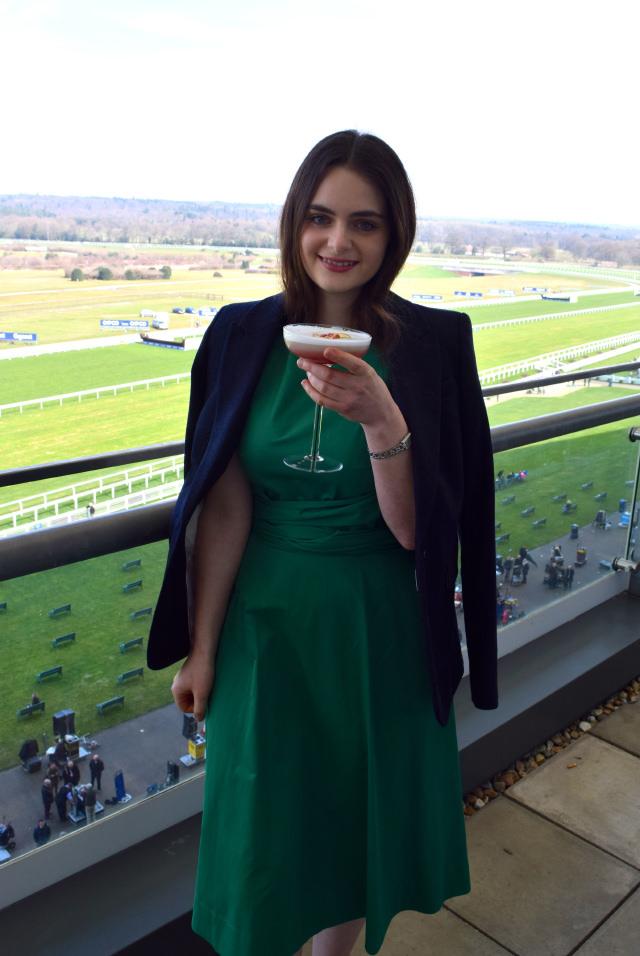 Cocktails in the Appletiser Box, Ascot | www.rachelphipps.com @rachelphipps