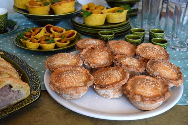 Pork Pies at Paramour Pie Club, Deal | www.rachelphipps.com @rachelphipps