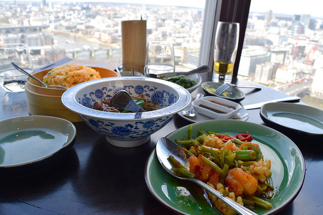 Lunch at Hutong, The Shard | www.rachelphipps.com @rachelphipps