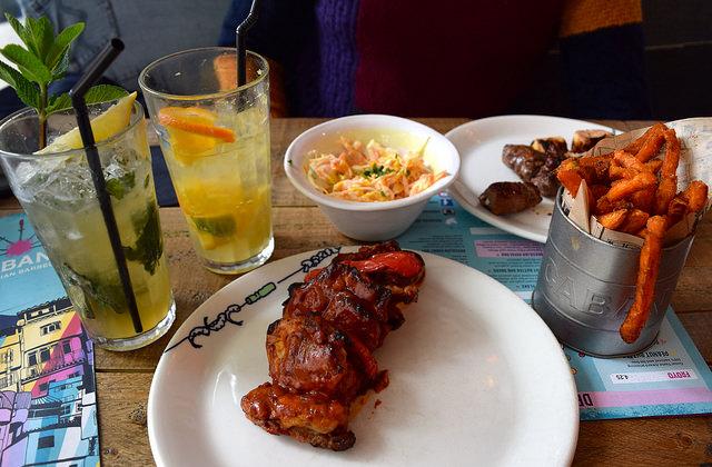Lunch at Cabana, Covent Garden | www.rachelphipps.com @rachelphipps