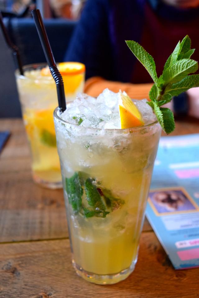Mocktails at Cabana, Covent Garden | www.rachelphipps.com @rachelphipps
