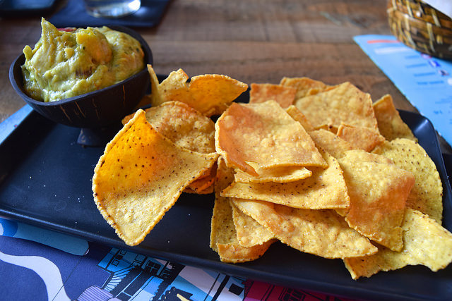 House Guac & Unlimited Chips at Cabana, Covent Garden | www.rachelphipps.com @rachelphipps