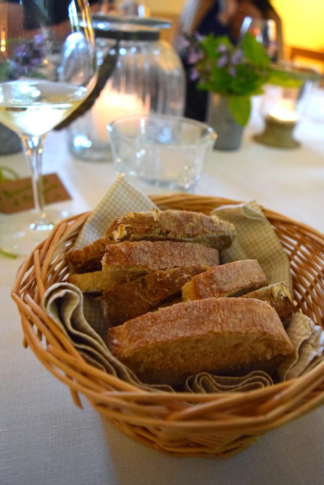 Bread Basket at Manoir de Malagorse   www.rachelphipps.com @rachelphipps