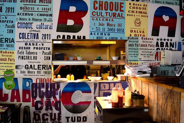 Kitchen at Cabana, Covent Garden | www.rachelphipps.com @rachelphipps