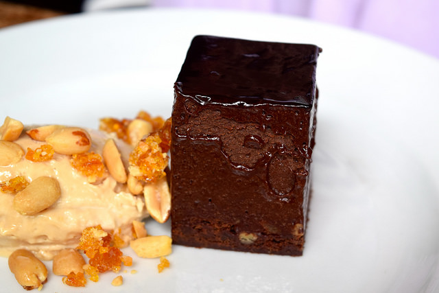 Chocolate Delice at Wyatt and Jones, Broadstairs | www.rachelphipps.com @rachelphipps