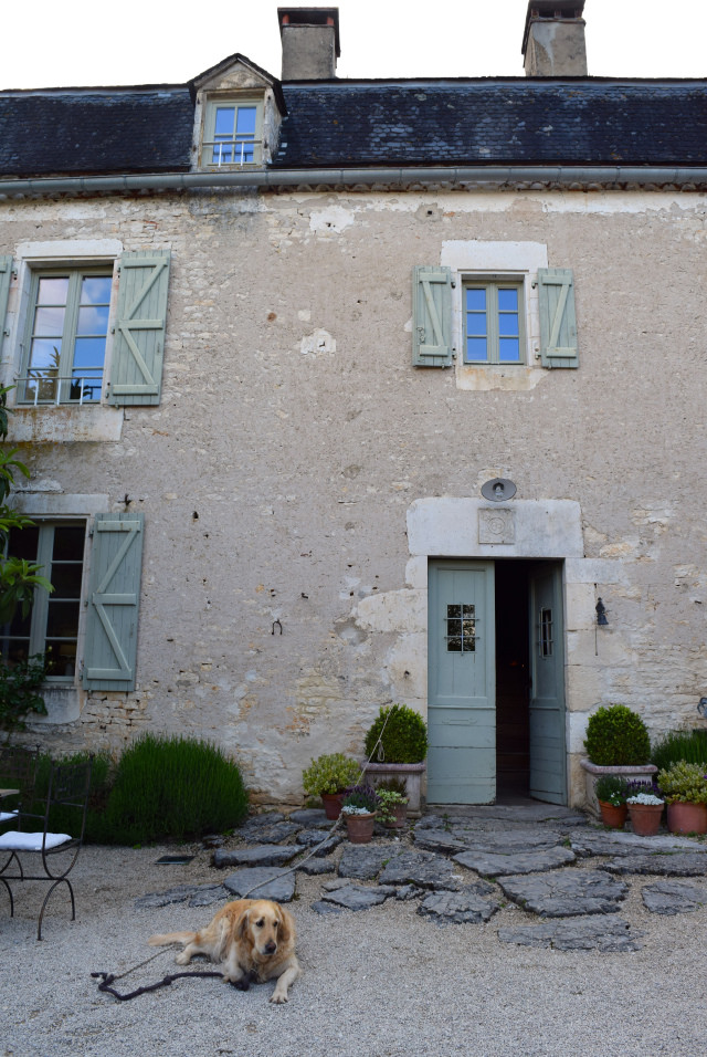 Staying The Night at Manoir de Malagorse | www.rachelphipps.com @rachelphipps