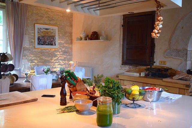 In the Kitchen at Manoir de Malagorse   www.rachelphipps.com @rachelphipps