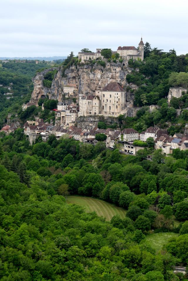 Rocamadour, Dordogne Valley | www.rachelphipps.com @rachelphipps