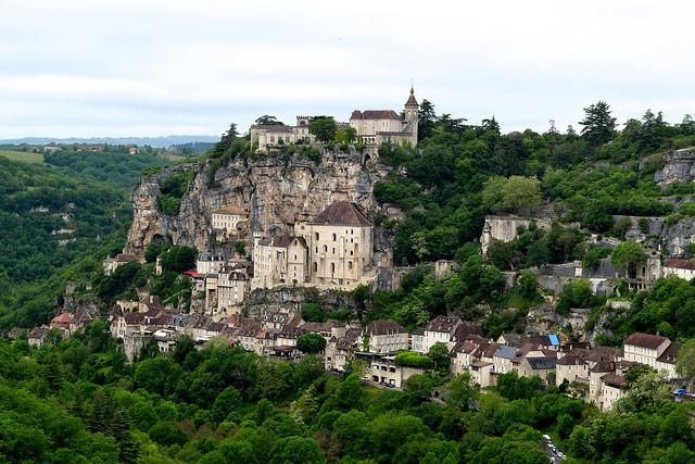 UNESCO of Rocamadour | www.rachelphipps.com @rachelphipps