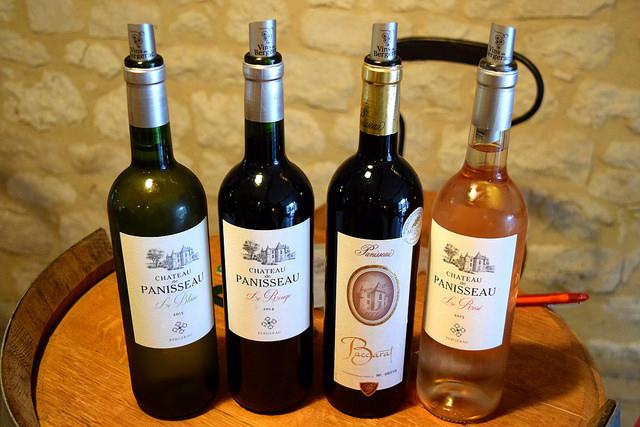 Wine Tasting at Chateau Panniseau | www.rachelphipps.com @rachelphipps