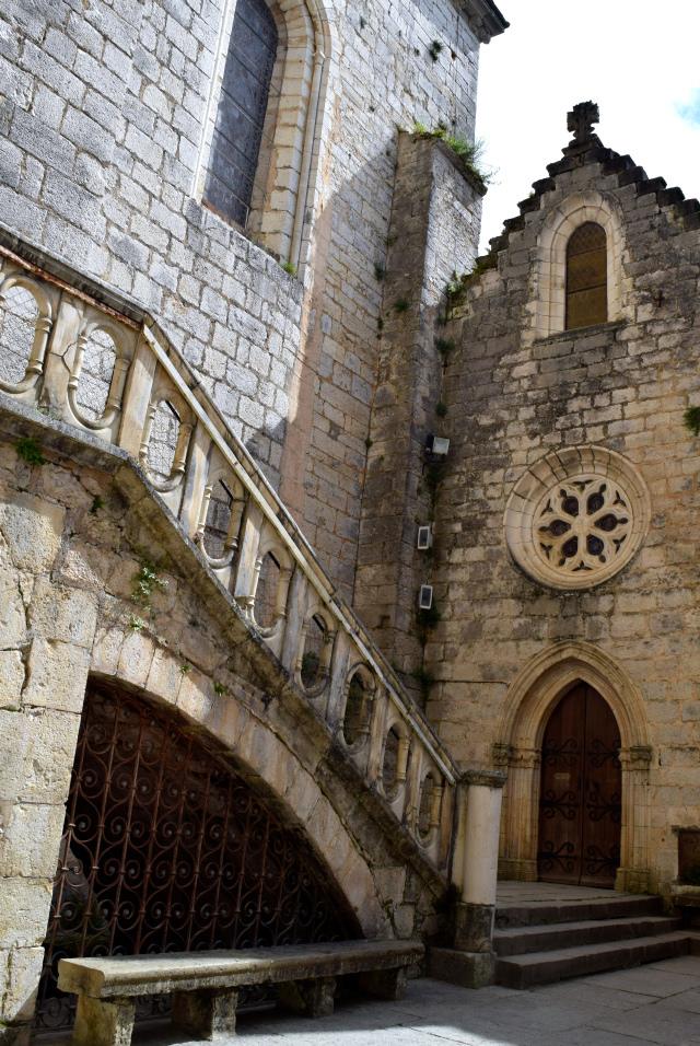 Chapels at Rocamadour | www.rachelphipps.com @rachelphipps