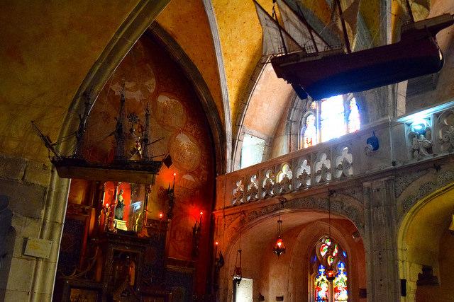 Our Lady of Rocamadour | www.rachelphipps.com @rachelphipps