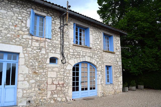 Gites at Chateau Panniseau | www.rachelphipps.com @rachelphipps