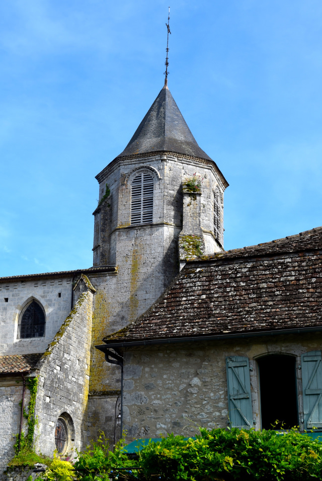 Issigeac Church | www.rachelphipps.com @rachelphipps