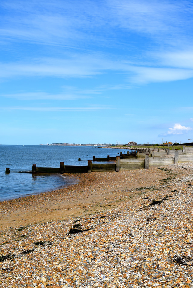 Seasalter Beach, Whitstable | www.rachelphipps.com @rachelphipps