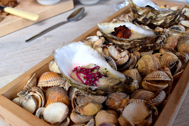 Oysters Three Ways at The Sportsman, Seasalter | www.rachelphipps.com @rachelphipps