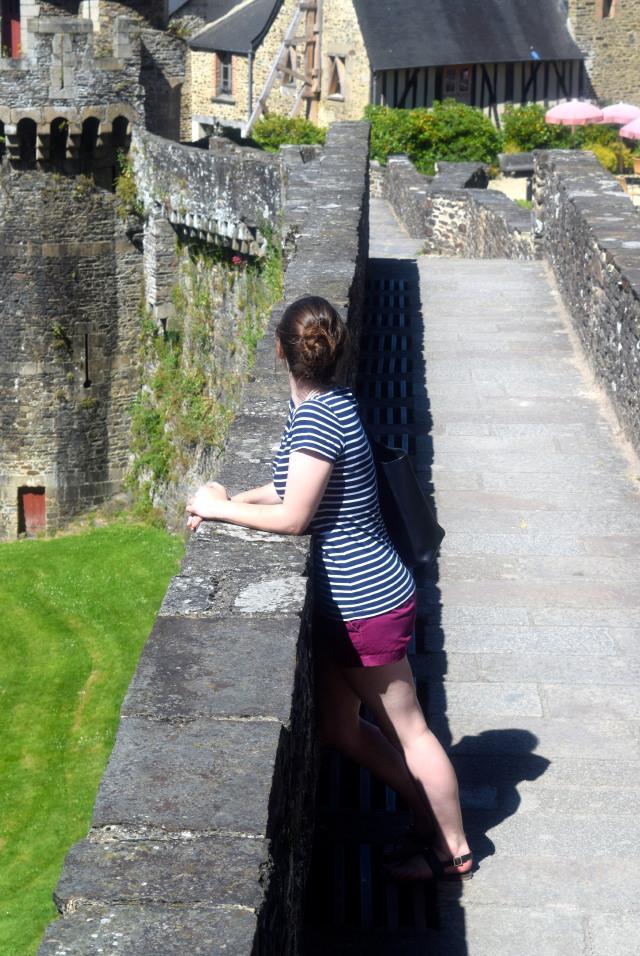 Exploring Fougeres, Brittany | www.rachelphipps.com @rachelphipps