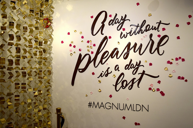 Magnum Motto at the Magnum Pleasure Store, London  | www.rachelphipps.com @rachelphipps