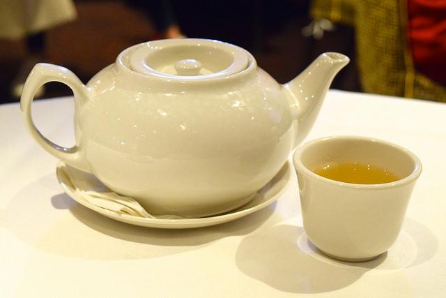 Jasmine Tea at Royal China, Baker Street | www.rachelphipps.com @rachelphipps