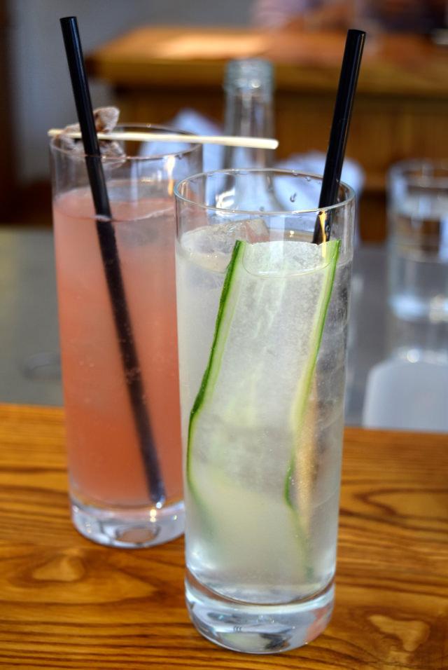 Cocktails at Bao, Fitzrovia | www.rachelphipps.com @rachelphipps