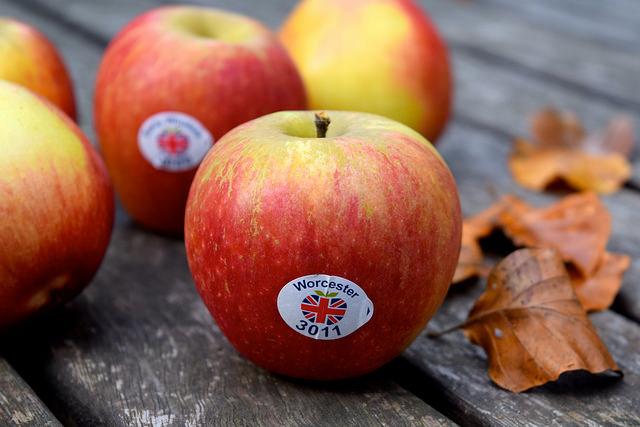 Seasonal British Apples | www.rachelphipps.com @rachelphipps