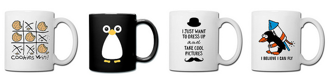 Spreadshirt Mugs | www.rachelphipps.com @rachelphipps