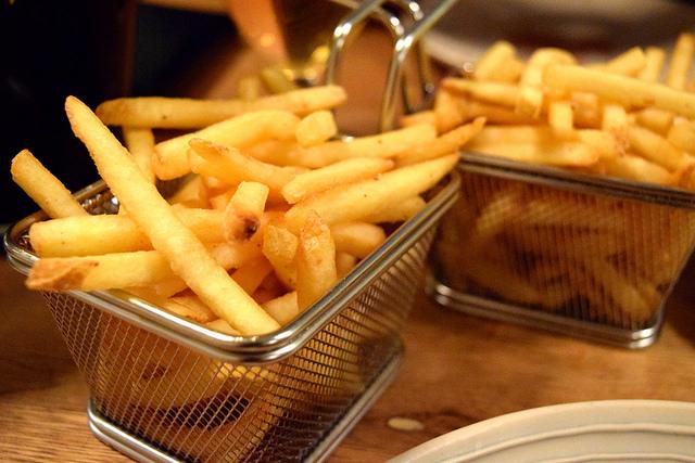 Fries at Haché x Holborn | www.rachelphipps.com @rachephipps