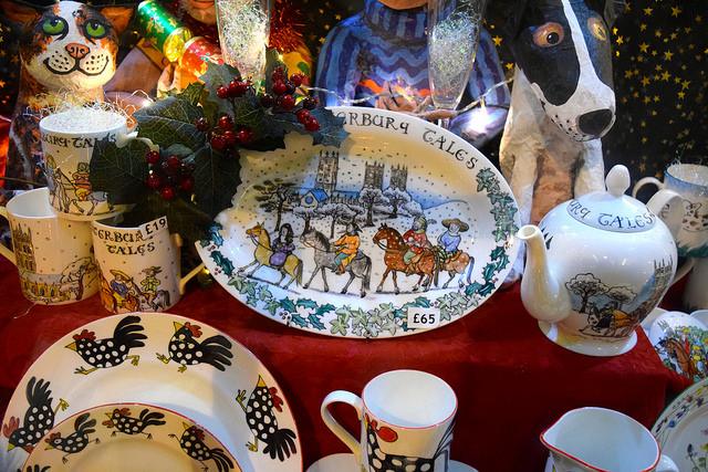 Cosmo China Christmas Windows 2016, Canterbury | www.rachelphipps.com @rachelphipps