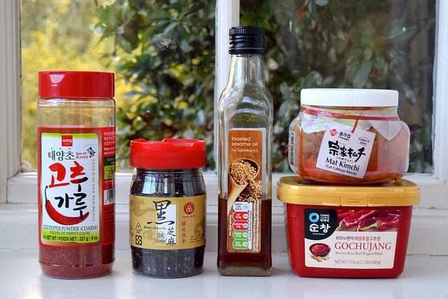 Essential Korean Ingredients   www.rachelphipps.com @rachelphipps