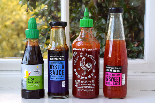 Asian Cooking Sauces   www.rachelphipps.com @rachelphipps