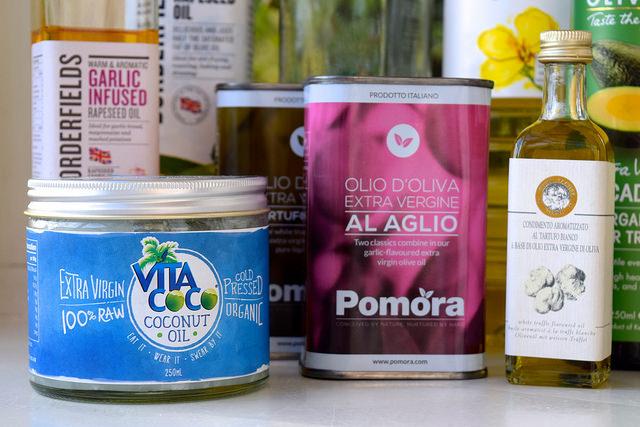 Infused Cooking Oils | www.rachelphipps.com @rachelphipps