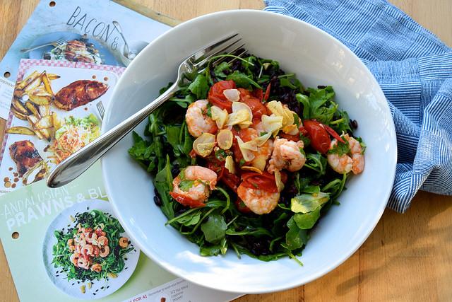 Cooking from Gousto's Four Person Recipe Box | www.rachelphipps.com @rachelphipps