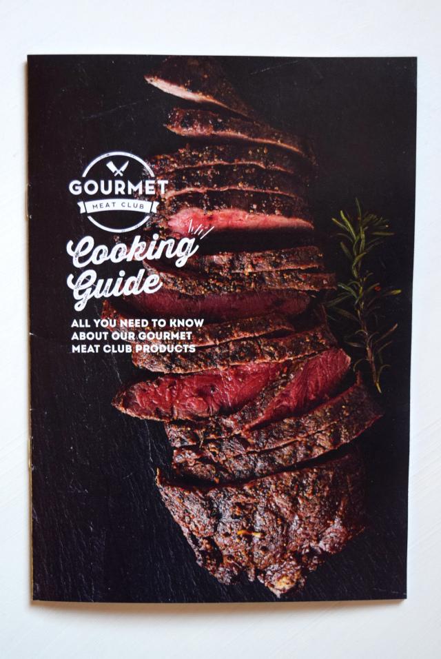 Gourmet Meat Club Cooking Guide | www.rachelphipps.com @rachelphipps