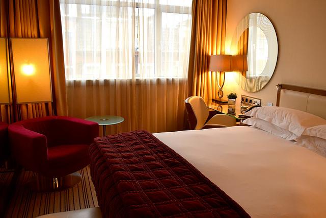 Overnight at The Marylebone Hotel, London | www.rachelphipps.com @rachelphipps