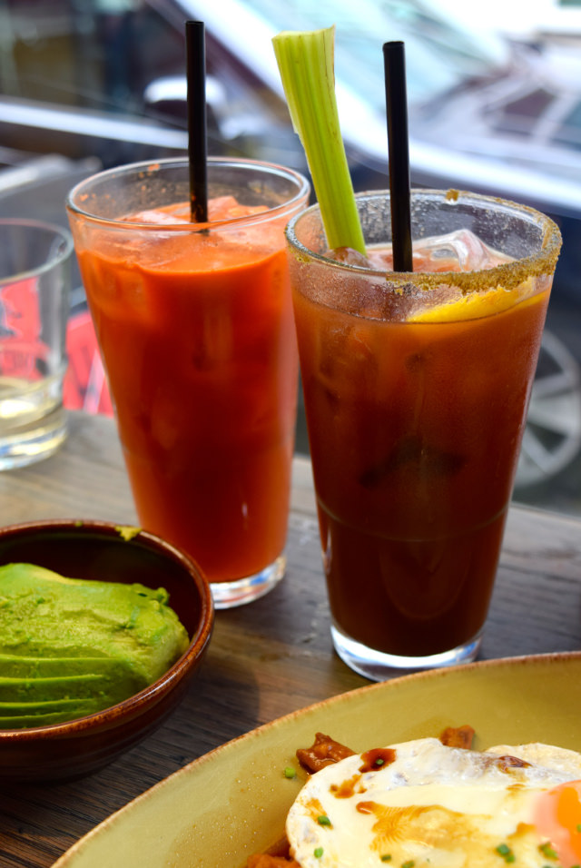 Brunch Drinks at Village East, Bermondsey | www.rachelphipps.com @rachelphipps