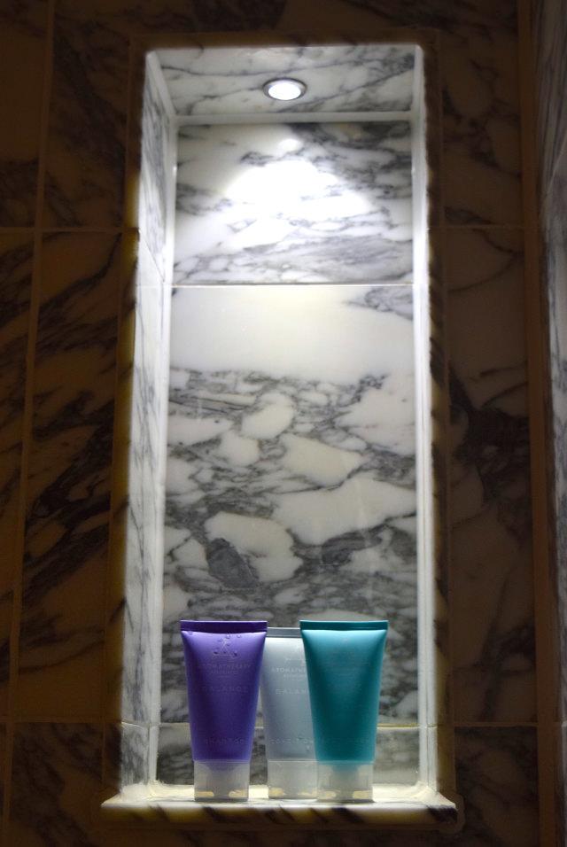 Toiletries at The Marylebone Hotel | www.rachelphipps.com @rachelphipps