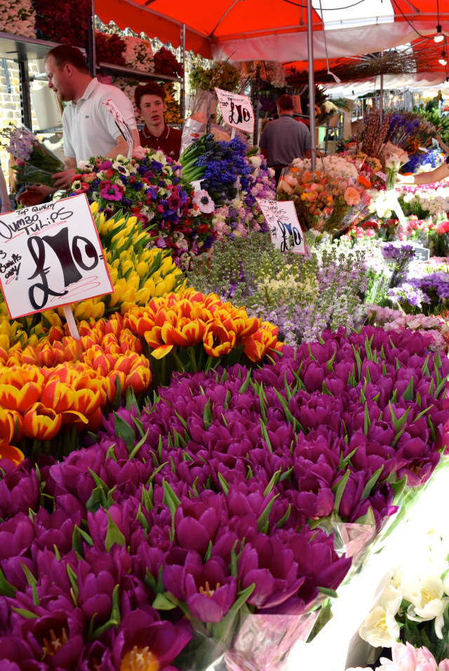 Columbia Road Flower Market | www.rachelphipps.com @rachelphipps