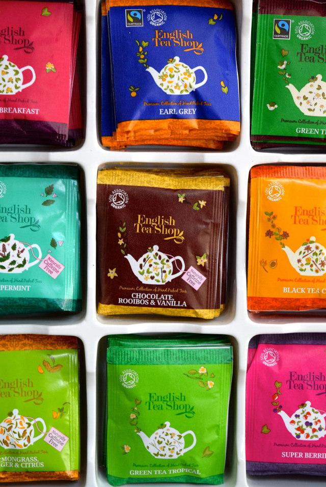 The English Tea Shop Teabags | www.rachelphipps.com @rachelphipps