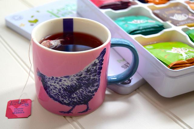 The English Tea Company Tea Selection | www.rachelphipps.com @rachelphipps