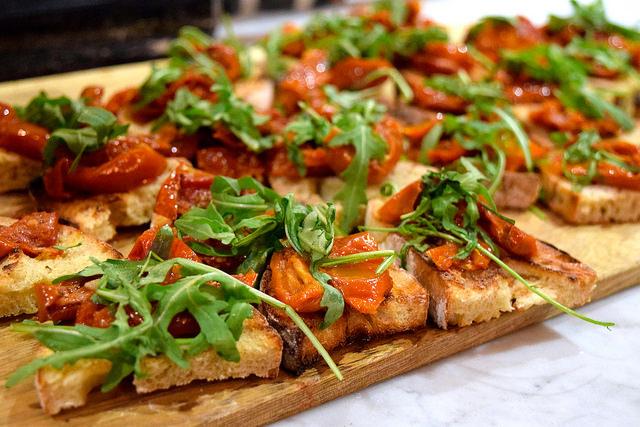 Antipasto at Firezza, Soho   www.rachelphipps.com @rachelphipps