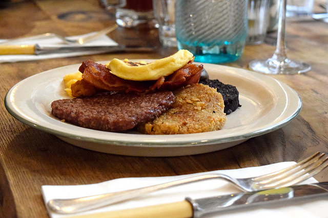 Scottish Breakfast at Mac & Wild, Liverpool Street | www.rachelphipps.com @rachelphipps