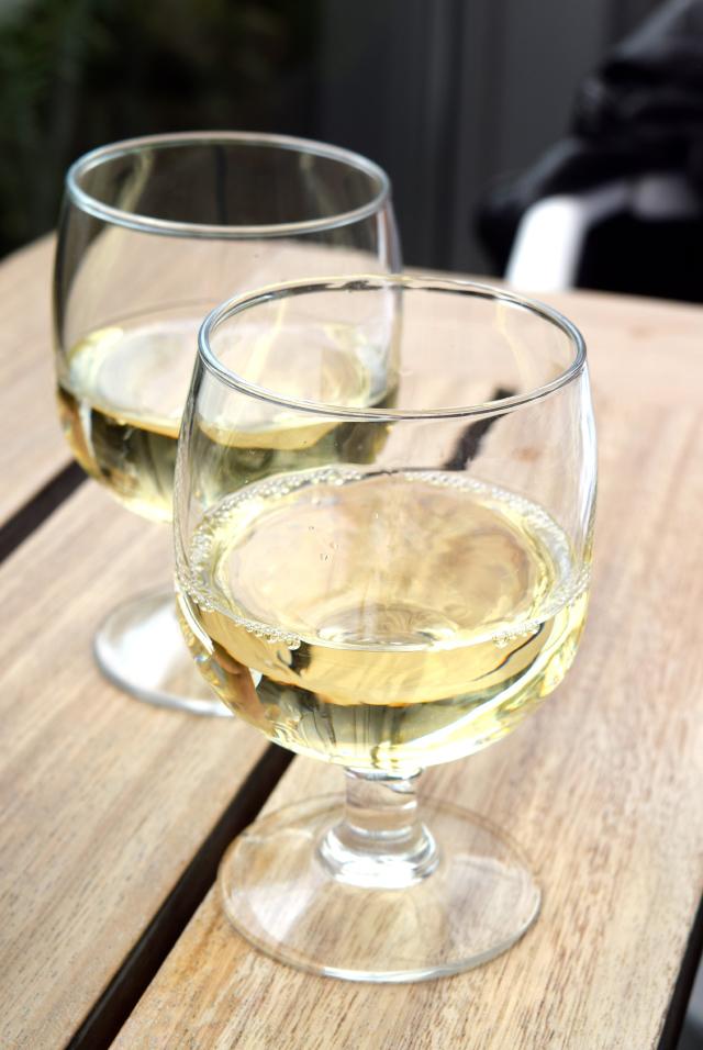 White Wine at The Boundary Rooftop, Shoreditch | www.rachelphipps.com @rachelphipps