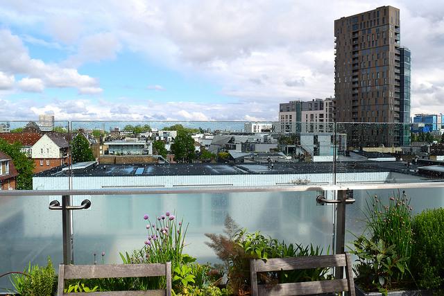 The Boundary Rooftop, Shoreditch | www.rachelphipps.com @rachelphipps